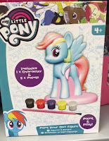MLP Store Finds - Paint Your Own Rainbow Dash