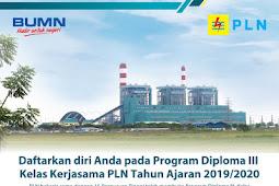 Lowongann Kerja PT PLN (Persero)  Terbaru