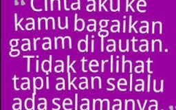 Gambar Kata kata Rayuan Gombal