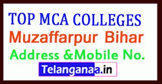 Top MCA Colleges in Muzaffarpur Bihar