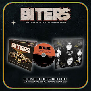 "Το τραγούδι των Biters ""Let It Roll"" από το album ""The Future Ain't What It Used to Be"""