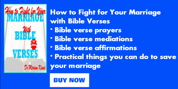 How to Fight for your Marriage