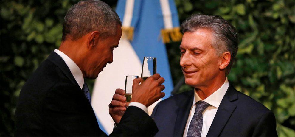 EE.UU inicia instalación de bases militares en Argentina