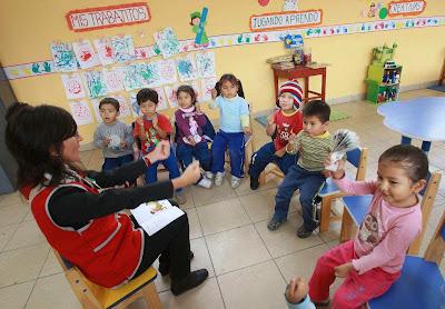 MINEDU capacitará a maestros de nivel inicial antes de que rindan Evaluación de Desempeño Docente