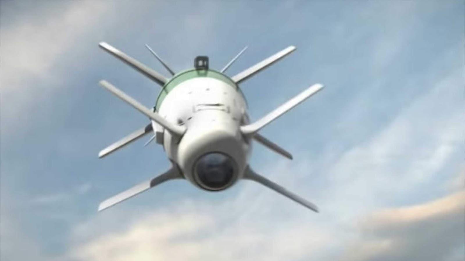 Bom cerdas Israel yang di gunakan India nyasar 1km dari target di Pakistan