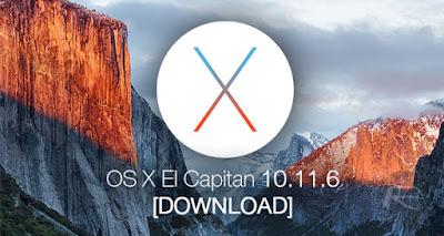 Os X El Capitan 10.11.6 DMG Download