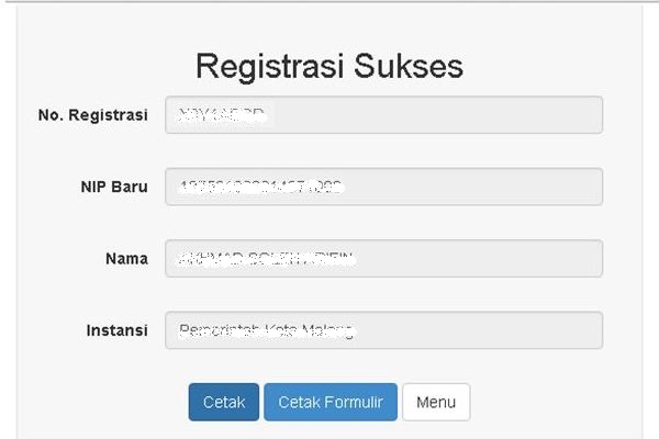 Tips Sukses Daftarkan Status Kepegawaian e-PUPNS
