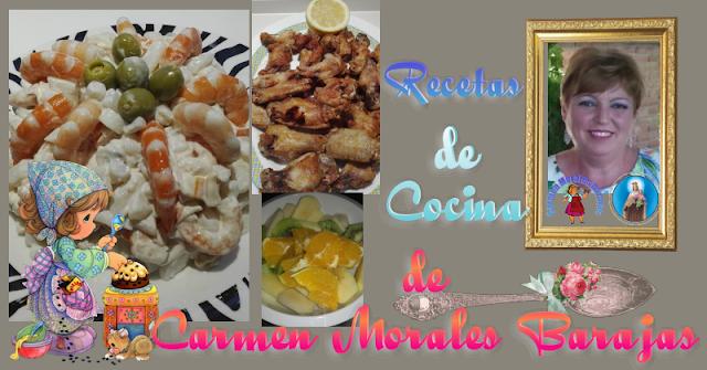 Recetas de Cocina de Carmen.