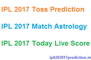 IPL Toss Astrology