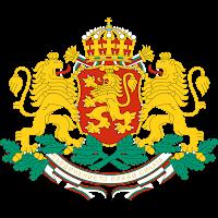 Logo Gambar Lambang Simbol Negara Bulgaria PNG JPG ukuran 200 px
