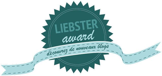liebster award goldandgreen