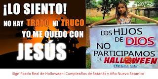 Los Cristianos No Debemos Celebrar Halloween
