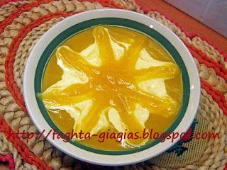 Σούπα κολοκύθας βελουτέ - από «Τα φαγητά της γιαγιάς»