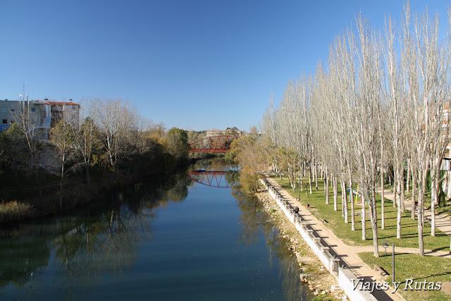 Río Duero, Aranda de Duero