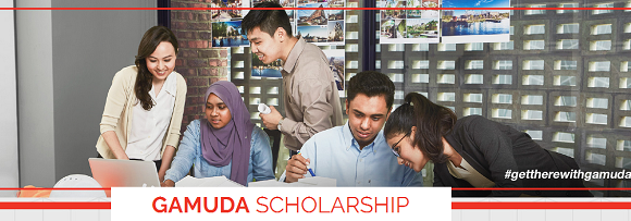Gamuda scholarship interview and online application guidelines for students