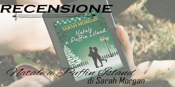 "Recensione "" Natale a Puffin Island "" di Sarah Morgan"