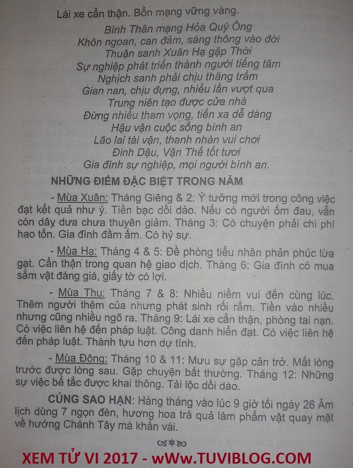 Binh Than 1956 nam 2017