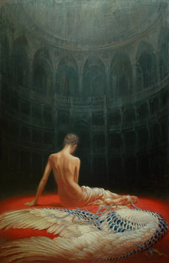 Elena Kukanova [Елена Куканова] 1979 | Russian painter