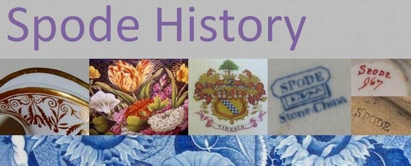 Spode History: Spode And Botanical Designs