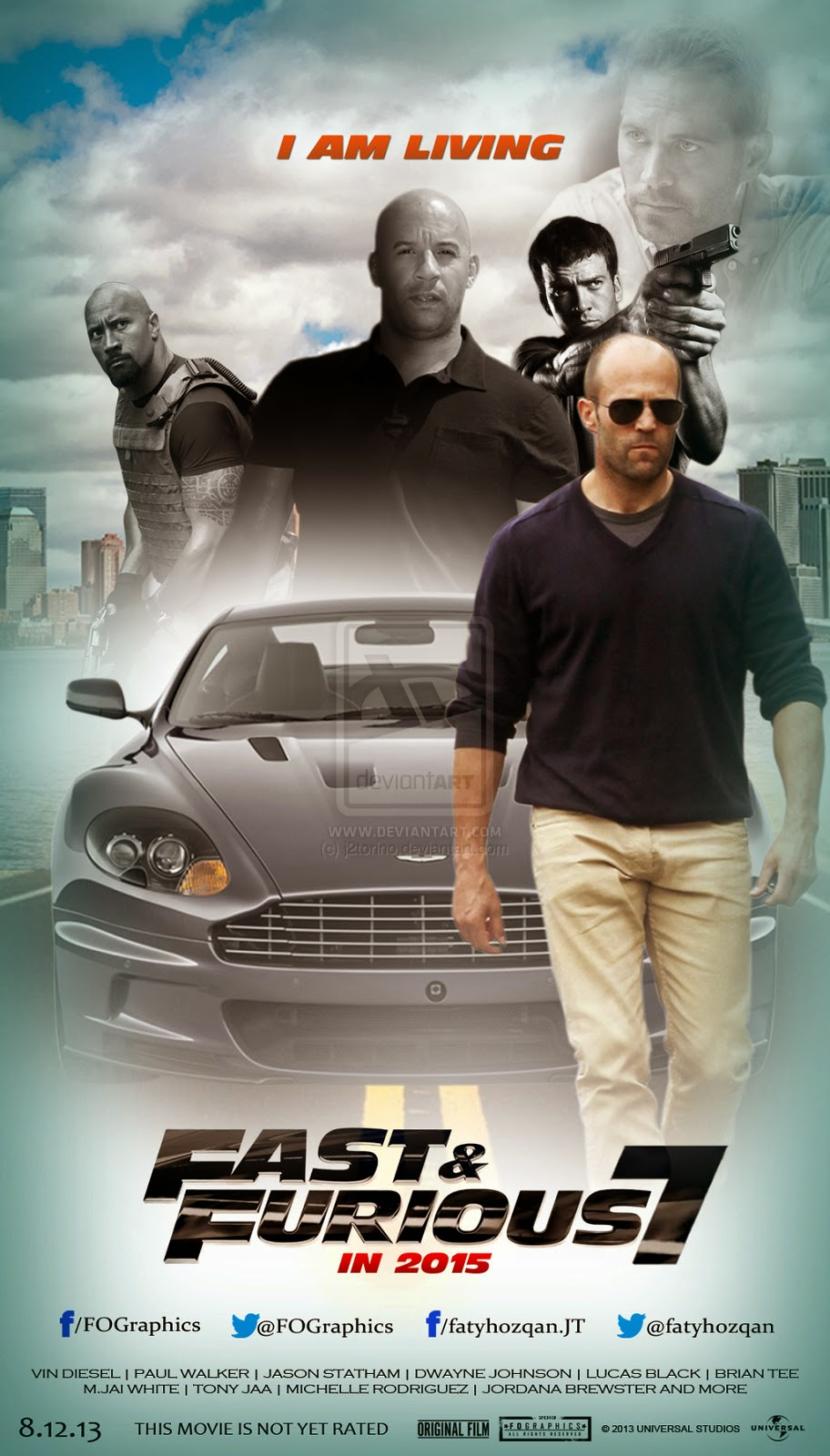 Image of Download Fast And Furious 7 Bluray BRRip Sub Indonesia