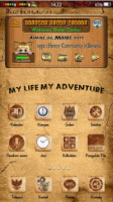 Kumpulan Tema Oppo Terbaik Semua Tipe - My life my adventure