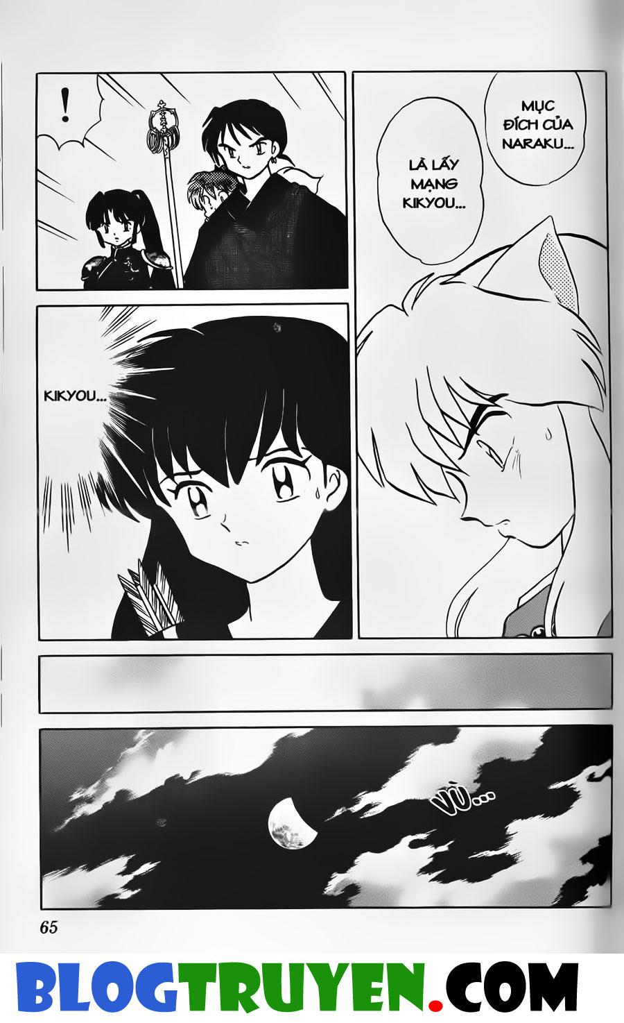 Inuyasha vol 29.4 trang 8