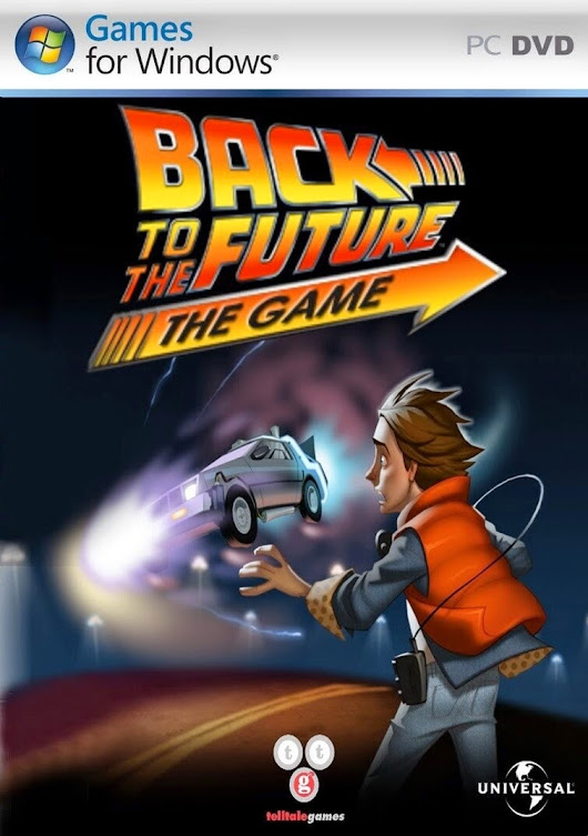 Back to the Future The Game - Complete Pack PT-BR Portable