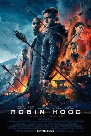 Robin Hood 2018 Full English Movie Download BRRip 720p