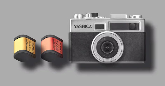 YASHICA... the unexpected!!!