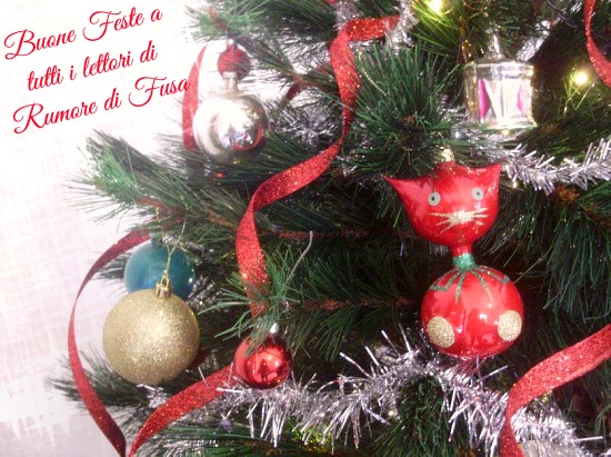 Tanti Cari Auguri Di Buon Natale.Rumore Di Fusa Auguri Di Buone Feste Natalizie A Tutti
