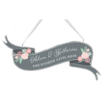 Add a bit of personality to your wedding and pick up one of these wedding signs for flower girls and ring bearers to carry. You can find 10 great ones in this list from www.abrideonabudget.com.