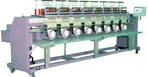 Multi Head Embroidery Machine Agents Surat India - Textile Infomedia Blogs And Latest News ...