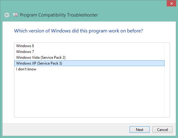 Cara Install Aplikasi Yang Tidak Jalan Di Windows 8 Dan