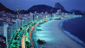 Best 10 Tourist Destinations In Brazil