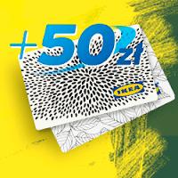 Bon 50 zł do sklepów IKEA za zwiększenie limitu na karcie kredytowej Citibanku