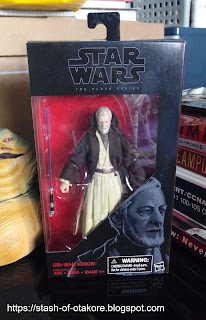 star wars the black series obi-wan kenobi 2016 front box