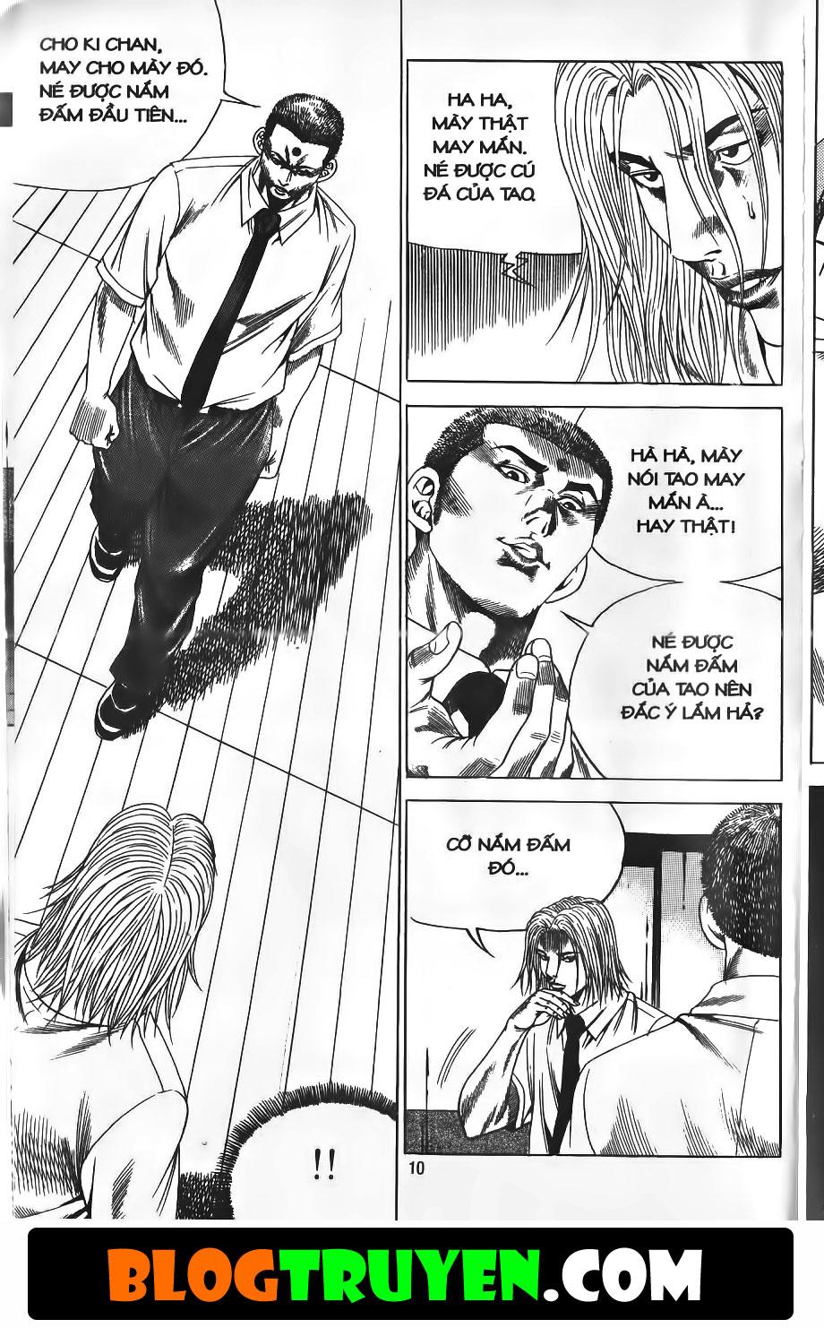 Bitagi - Anh chàng ngổ ngáo chap 148 trang 6