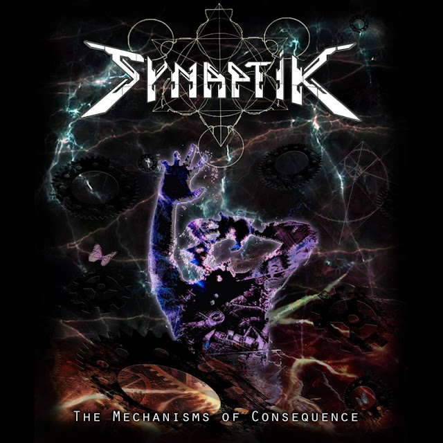 "SYNAPTIK. The album titled ""The Mechanisms of Consequence"" Remix now available"