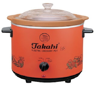 panci listrik takahi slow cooker