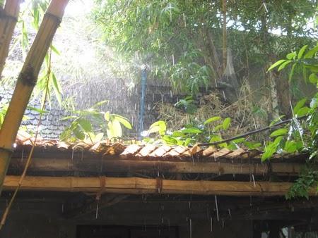 เปิดน้ำบนหลังคาช่วยประหยัดพลังงาน