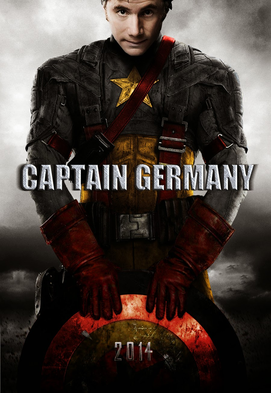 Captain Germany
