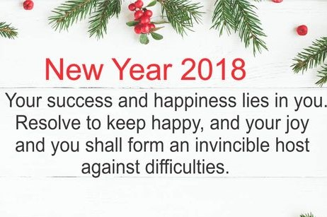 new year 2018 image and pictures for family