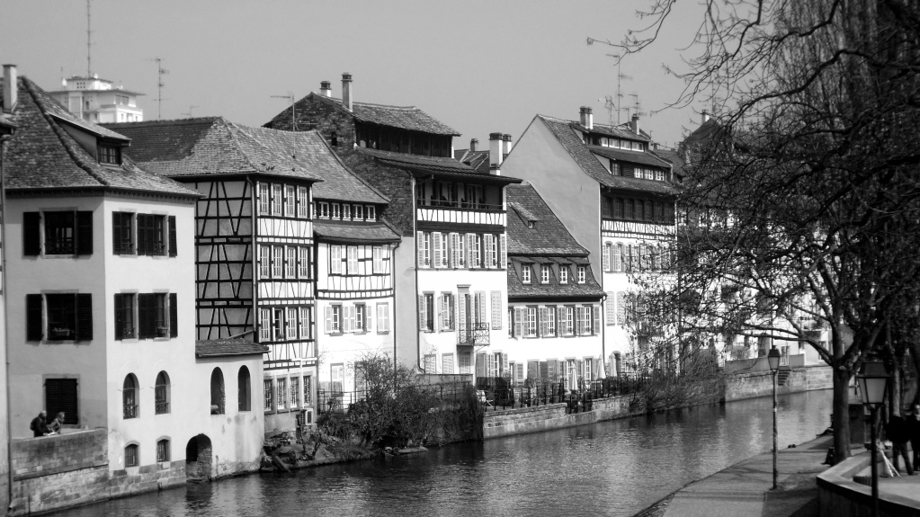 The Weekend in Black and White (09/2019) – Strasbourg