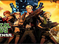 METAL SLUG DEFENSE Mod Apk v1.46.0 Full Unlocked