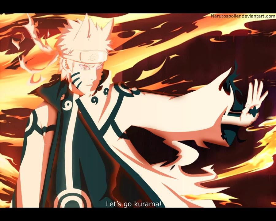 Naruto Kyuubi Mode Wallpaper Hd Naruto Vf Wallpapers Naruto Ultimate Kurama Amp Sennin Mode