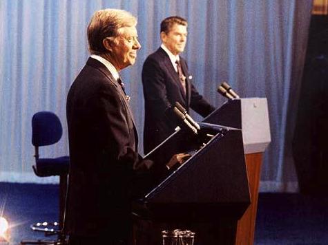 Boring Old White Guy: Ronald Reagan beat Jimmy Carter...