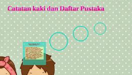 3 Perbedaan Daftar Pustaka dan Catatan Kaki dalam Bahasa Indonesia