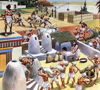 pagina didattica sui babilonesi