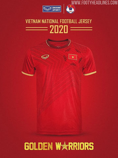 Vietnam 2020 Kit%2B%25282%2529   Áo Bóng Đá Sum Store