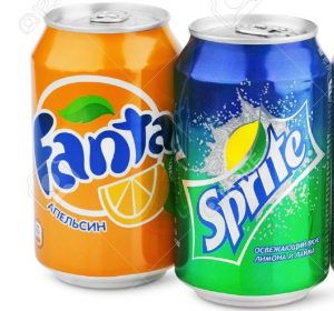 Image result for Fanta Sprite
